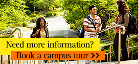 Book a campus tour