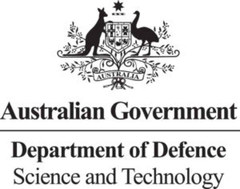 Department of Defence Science and Technology logo