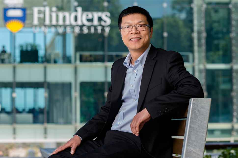 Dr Thanh Le, Senior Lecturer in Economics at Flinders Business