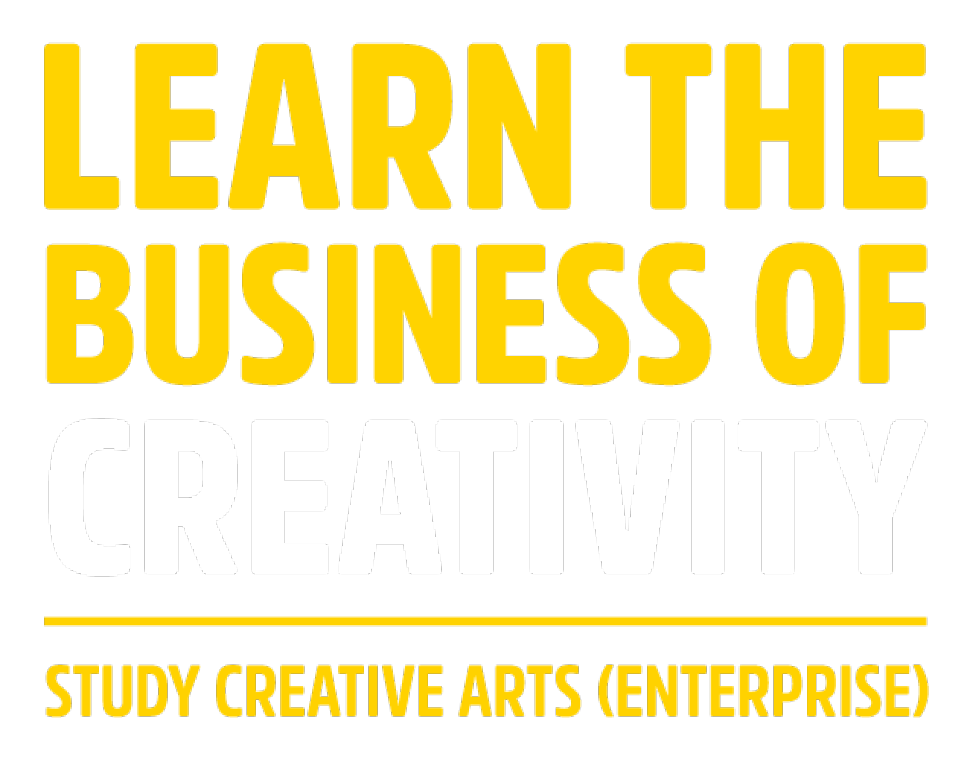 Learn the business of creativity