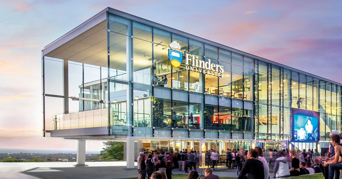 Flinders University - Adelaide, South Australia - Flinders