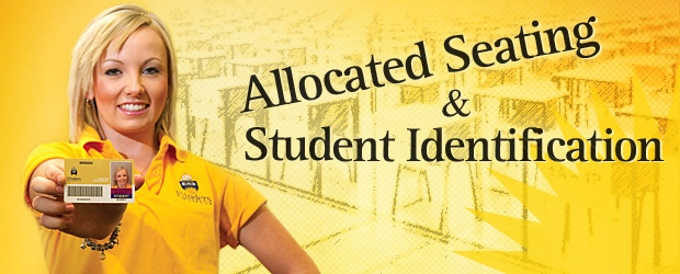 Allocated Seating and Student Identification